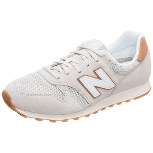 ML373-D Sneaker Herren, weiß / braun, zoom bei OUTFITTER Online