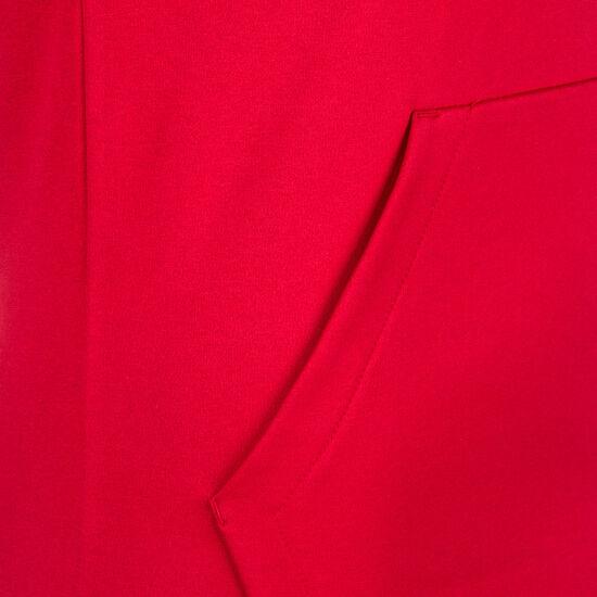 Jordan 23 Alpha Therma Kapuzenpullover Herren, rot / schwarz, zoom bei OUTFITTER Online