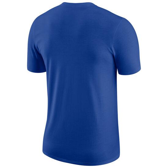 NBA Golden State Warriors T-Shirt Herren, blau / gelb, zoom bei OUTFITTER Online