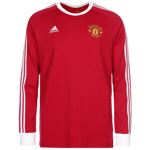 Manchester United Icons Longsleeve Herren, rot / weiß, zoom bei OUTFITTER Online
