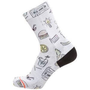 Shopping List Socken Damen, weiß / bunt, zoom bei OUTFITTER Online