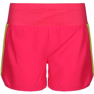 3.5 Inch Laufshort Damen, pink / neongelb, zoom bei OUTFITTER Online