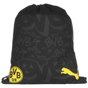 Borussia Dortmund ftblCore Turnbeutel, grau / gelb, zoom bei OUTFITTER Online
