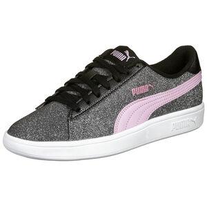Smash v2 Gllitz Glam Sneaker Kinder, schwarz / pink, zoom bei OUTFITTER Online