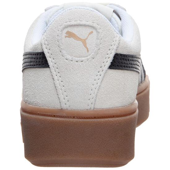 Vikky Stacked SD Sneaker Damen, weiß / schwarz, zoom bei OUTFITTER Online