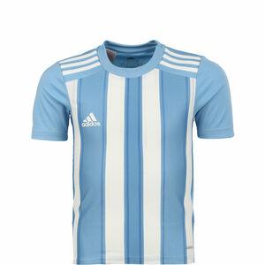 Striped 21 Fußballtrikot Kinder, hellblau / weiß, zoom bei OUTFITTER Online