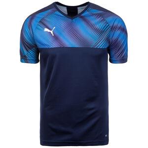CUP Fußballtrikot Herren, dunkelblau / blau, zoom bei OUTFITTER Online