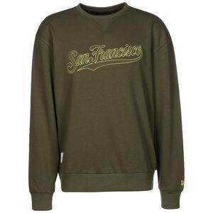 MLB San Francisco Giants Heritage Sweatshirt Herren, oliv, zoom bei OUTFITTER Online