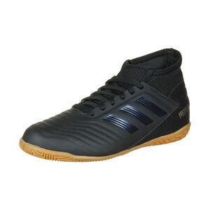 Predator 19.3 Indoor Fußballschuh Kinder, schwarz / gold, zoom bei OUTFITTER Online