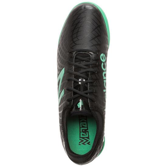 Tekela Magique 1.0 Indoor Fußballschuh Herren, schwarz / mint, zoom bei OUTFITTER Online