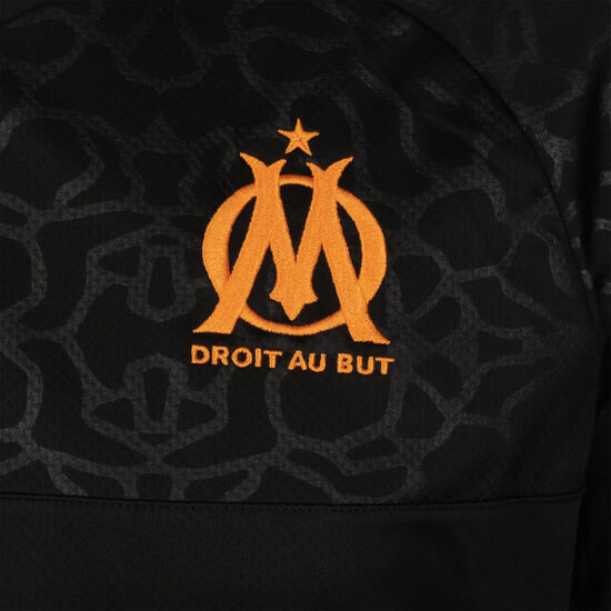 Olympique Marseille Trikot 3rd 2019/2020 Herren, schwarz / orange, zoom bei OUTFITTER Online