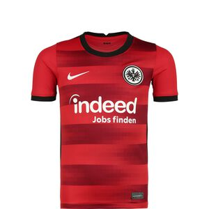Frankfurt Trikot Away Stadium 2021/2022 Kinder, rot / weiß, zoom bei OUTFITTER Online
