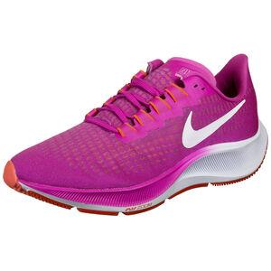 Air Zoom Pegasus 37 Laufschuh Damen, pink / orange, zoom bei OUTFITTER Online
