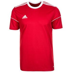 Squadra 17 Fußballtrikot Herren, rot / weiß, zoom bei OUTFITTER Online