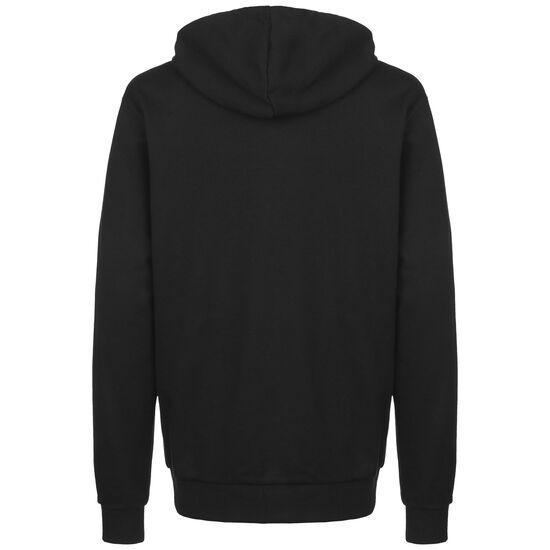 Essentials Camouflage Kapuzenpullover Herren, schwarz / braun, zoom bei OUTFITTER Online