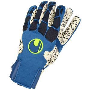 Hyperact Supergrip+ Finger Surround Cut Torwarthandschuh Herren, blau / weiß, zoom bei OUTFITTER Online
