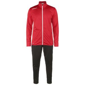 Essential Classic Trainingsanzug Herren, rot / weiß, zoom bei OUTFITTER Online