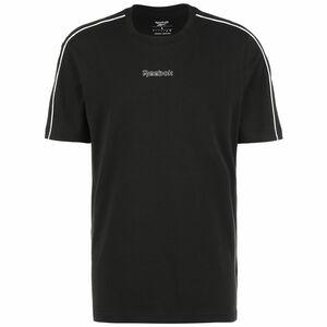 Essentials Piping T-Shirt Herren, schwarz, zoom bei OUTFITTER Online