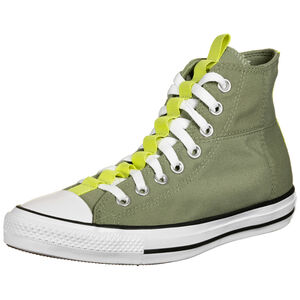 Chuck Taylor All Star Utility Webbed High Sneaker, khaki / gelb, zoom bei OUTFITTER Online