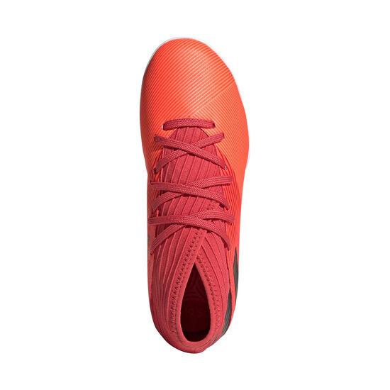 Nemeziz 19.3 Indoor Fußballschuh Kinder, orange / rot, zoom bei OUTFITTER Online