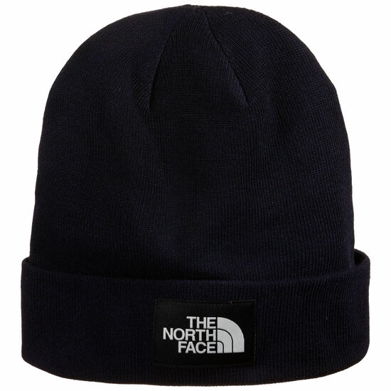 Dock Worker Recycled Beanie, dunkelblau, zoom bei OUTFITTER Online