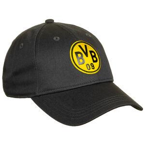 Borussia Dortmund ftblCulture Baseball Cap, dunkelgrau / gelb, zoom bei OUTFITTER Online