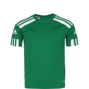 Squadra 21 Fußballtrikot Kinder, grün / weiß, zoom bei OUTFITTER Online