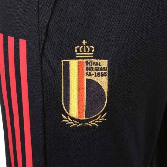 RBFA Belgien Trainingshose EM 2020 Herren, schwarz / rot, zoom bei OUTFITTER Online