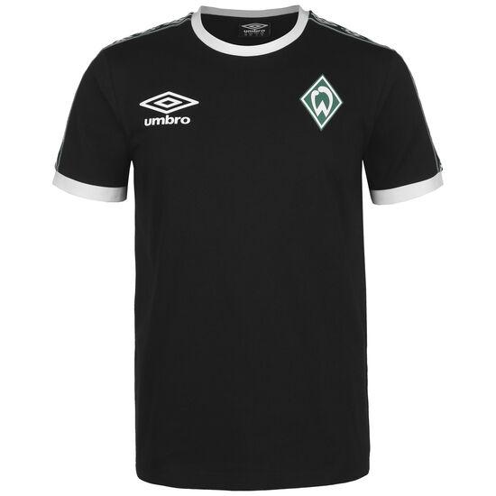 SV Werder Bremen Icon Ringer T-Shirt Herren, schwarz / weiß, zoom bei OUTFITTER Online