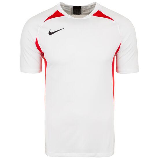 Dri-FIT Legend Fußballtrikot Herren, weiß / rot, zoom bei OUTFITTER Online
