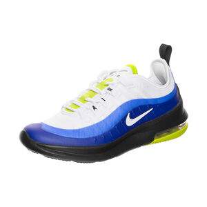Air Max Axis Sneaker Kinder, weiß / blau, zoom bei OUTFITTER Online