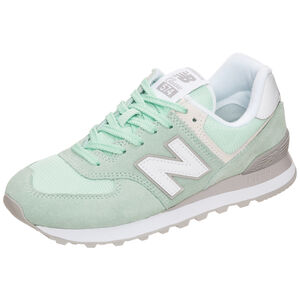 WL574-ESM-B Sneaker Damen, Grün, zoom bei OUTFITTER Online