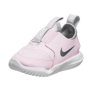 Flex Runner Sneaker Kinder, pink / silber, zoom bei OUTFITTER Online