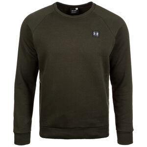 ColdGear Rival Fleece Crew Sweatshirt Herren, Grün, zoom bei OUTFITTER Online