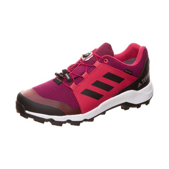 Terrex GTS Trail Laufschuh Kinder, aubergine / pink, zoom bei OUTFITTER Online