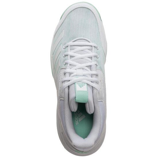 Ligra 6 Hallenschuh Damen, weiß / mint, zoom bei OUTFITTER Online