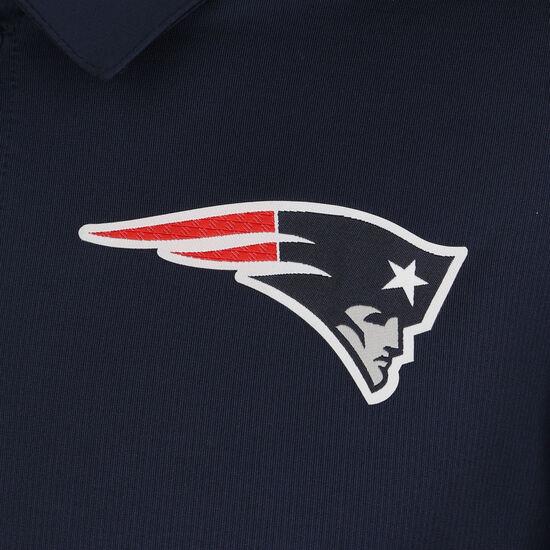 NFL Team Logo New England Patriots Poloshirt, dunkelblau / rot, zoom bei OUTFITTER Online