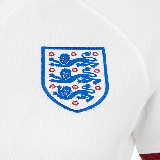 England Trikot Home Stadium WM 2019 Damen, weiß / rot, zoom bei OUTFITTER Online