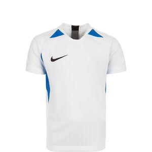 Striker V Fußballtrikot Herren, weiß / blau, zoom bei OUTFITTER Online
