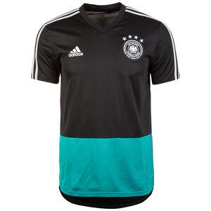 DFB Trainingsshirt Herren, schwarz / grün, zoom bei OUTFITTER Online