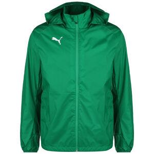 Liga Training Regenjacke Herren, grün / weiß, zoom bei OUTFITTER Online