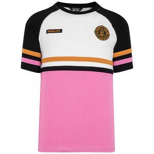 DMWU T-Shirt Herren, pink / weiß, zoom bei OUTFITTER Online