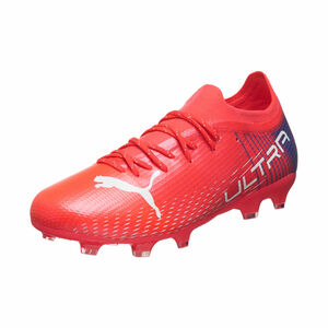 ULTRA 2.3 FG/AG Fußballschuh Kinder, neonrot / weiß, zoom bei OUTFITTER Online