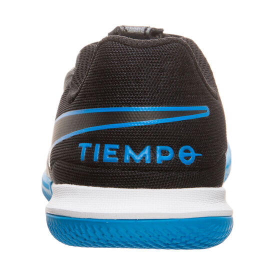Tiempo Legend VIII Academy Indoor Fußballschuh Kinder, schwarz / blau, zoom bei OUTFITTER Online