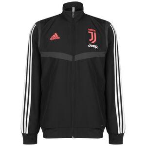Juventus Turin Präsentationsjacke Herren, schwarz / dunkelgrau, zoom bei OUTFITTER Online