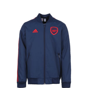 FC Arsenal Anthem Jacke Kinder, dunkelblau / rot, zoom bei OUTFITTER Online