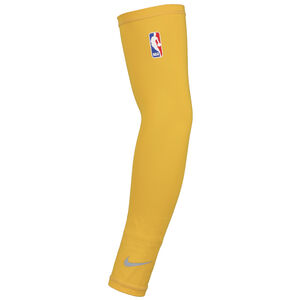 NBA Shooter Sleeve, gelb, zoom bei OUTFITTER Online