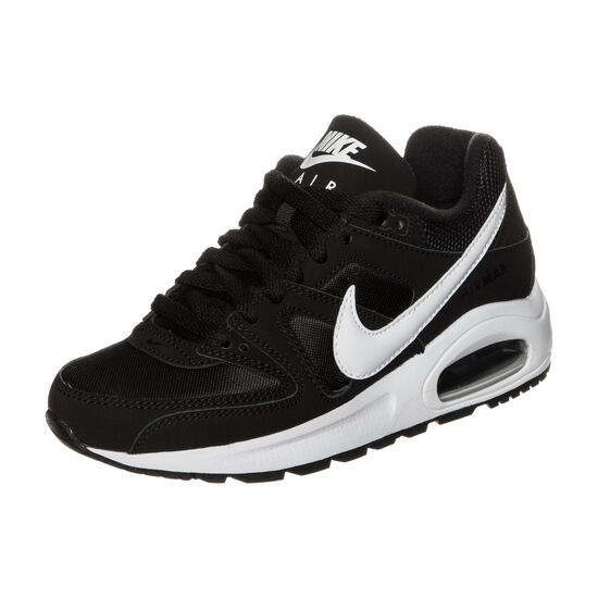 brand new 7d694 0c5c7 ... Air Max Command Flex Sneaker Kinder, Schwarz, zoom bei OUTFITTER Online  ...