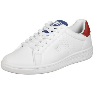 Crosscourt 2 NT Sneaker Herren, weiß / blau, zoom bei OUTFITTER Online
