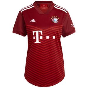 FC Bayern München Trikot Home 2021/2022 Damen, rot / weiß, zoom bei OUTFITTER Online